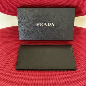 Prada Men's Wallet ! EUC !